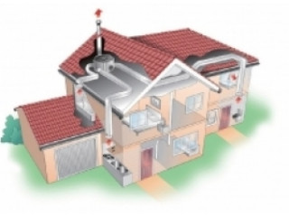 Преимущества системы вентиляции
