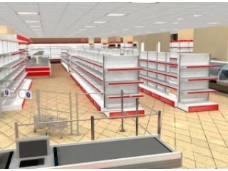 Виды оборудования для супермаркетов