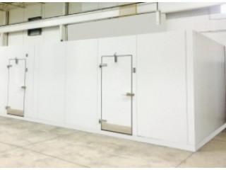 Какие бывают промышленные холодильные камеры?