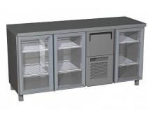 Стол холодильный T57 M2-1-C 0430 (BAR-360К Сarboma) Polus
