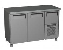 Стол холодильный T57 M2-1 0430 (BAR-250 Сarboma) Polus