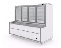 Холодильная витрина Марихолодмаш Эверест ВХН-3,75