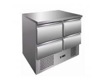 Стол холодильный S901 SEC 4D (внутренний агрегат) GASTRORAG