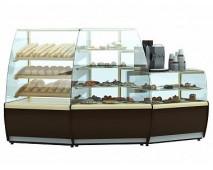 Шкаф холодильный Полюс K70 N 0,9-2 без стекла (Хлебная 0,9 Carboma)