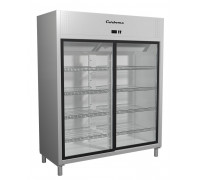 Шкаф холодильный Полюс Сarboma R1400К (купе)