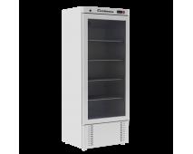 Шкаф холодильный Полюс Сarboma INOX R1400К (купе)