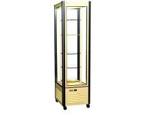 Шкаф холодильный Полюс D4 VM 400-2 (R400Cвр бежево-коричневый, стандартные цвета)