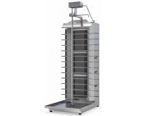 Аппарат для шаурмы ATESY Установка Шаурма-3 М (газовая) с электроприводом