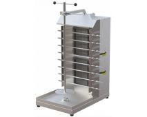 Аппарат для шаурмы ATESY Установка Шаурма-2 М-Э (газовая)
