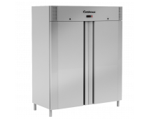 Шкаф холодильный Полюс Сarboma INOX RF1120
