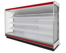 Холодильная горка 210/94 ВХСп-2,5 фруктовая (б/б,ТРВ,вентиль соленойдный) Марихолодмаш