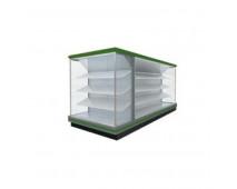 Холодильная горка 210/94 ВХСп-1,875 торцевая(ТРВ,вентиль сол.) Марихолодмаш