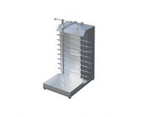 Аппарат для шаурмы ATESY Установка Шаурма-2 М (газовая)