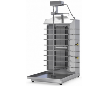 Аппарат для шаурмы ATESY Установка Шаурма-2 М (газовая) с электроприводом