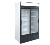 Шкаф холодильный Марихолодмаш (МХМ) Капри 1,12СК купе