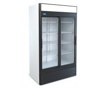 Шкаф холодильный Марихолодмаш (МХМ) Капри 1,12СК купе статика