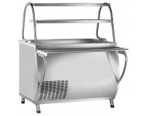 Прилавок холодильный ПВВ(Н)-70М-НШ Чувашторгтехника (Abat)