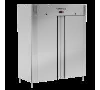Шкаф холодильный Полюс Сarboma INOX R1400