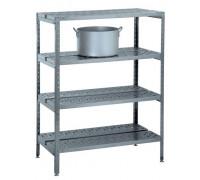 Стеллаж кухонный ATESY Стеллаж кухонный решетчатый СТКН-1200/650Р