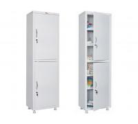 Медицинский шкаф для медикаментов HILFE МД 1 1657/SS