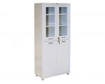 Медицинский шкаф для медикаментов HILFE МД 2 1780 R