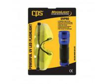 UV набор для поиска утечек - UV-фонарик + очки UVPRO