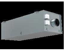 Установка приточная компактная моноблочная CAU 2000/1-W VIM