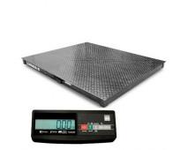 Платформенные весы 4D-PM-1 1000х1000, на 1000 кг, с Индикатором А (Масса-К) МАССА-К