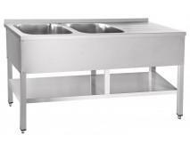 Стол для мойки овощей Чувашторгтехника (Abat) СМО-7-7 РН