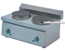 Электрическая плита ATESY Электроплита-600 Таверна-2005 (2-х конфорочная)